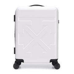 【包税】OFF-WHITE/OFF-WHITE 男女同款中性黑色聚碳酸酯旅行箱行李箱拉杆箱托运箱 OMNG005R20F61023-1010图片