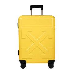 OFF-WHITE/OFF-WHITE 男女同款中性纯色聚碳酸酯同色调箭头印花旅行箱行李箱拉杆箱托运箱 OMNG005R20F61023 多色可选图片