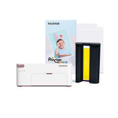 fujifilm/富士 PSC2D 小俏印二代 手机无线照片打印机(内置电池版) 【新品上市】图片