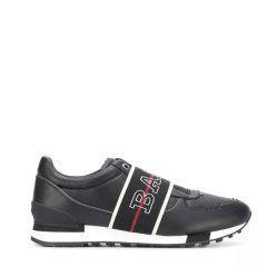 【包税】BALLY/巴利 男鞋 男士 黑色皮革时尚低帮休闲运动鞋 6231005图片