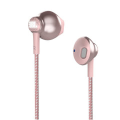 JBL/JBL 麦克风声卡直播监听耳机KMP10H 半入耳式有线耳机音乐游戏耳机2.5米图片