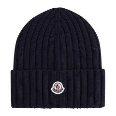 Moncler/蒙克莱 女士 徽标时尚毛线帽休闲帽子 多色可选 女士帽子图片