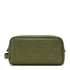 Bottega Veneta/葆蝶家 女士编织皮革手拿包钱包女包 244706-V4651多色可选图片
