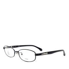 【免费配镜片】【新品】Calvin Klein/卡尔文·克莱因 卓越风尚系列纯钛款商务行政版男士光学眼镜CK5381A(适合亚洲人士脸型)(舒适鼻托)(轻盈材质)图片