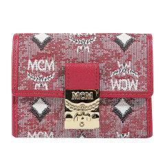 MCM/MCM 女包 女士小号钱包时尚百搭钱包MYSBATQ01图片