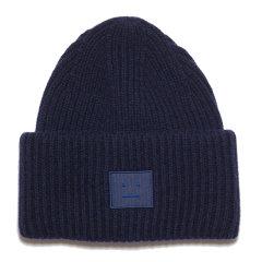 【包税】ACNE STUDIOS 21秋冬新款 男女通用FACE标志的无檐羊毛针织帽(8色可选)FA-UX-HATS000063图片