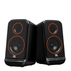 JBL/JBL PS3500 无线蓝牙音箱 2.0桌面 电脑多媒体音响 低音炮 台式机手机音响 黑色图片
