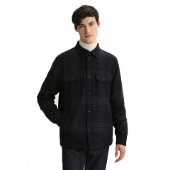 WOOLRICH/WOOLRICH  男士夹克 羊毛衬衫夹克 CFWOOS0048MRUT2776图片