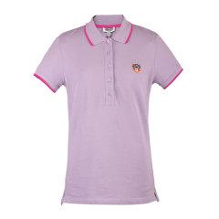 KENZO/高田贤三 时尚小图案样式翻领短袖polo衫女士T恤981图片