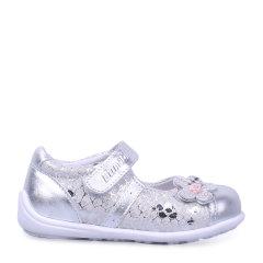 Eurobimbi欧洲宝贝经典复古小碎花公主鞋适合18个月-4.5岁EB1602P030图片