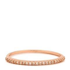 Gorjana 钻石戒指 147-3097-02-R*Shimmer Bar Ring图片