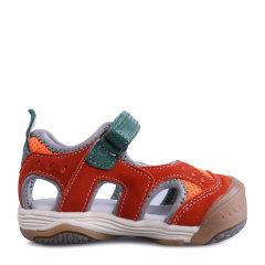 Eurobimbi欧洲宝贝包头防踢机能凉鞋适合18个月-7岁EB1602J026图片