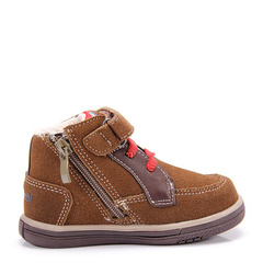Eurobimbi/欧洲宝贝中邦反绒磨砂牛皮鞋适合2岁至4岁儿童EB1503P111图片