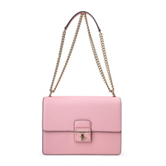 Dolce&Gabbana/杜嘉班纳单肩包-女士牛皮粉色包图片