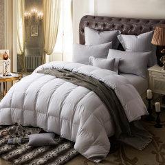 YOLANNA 专享白鹅绒被冬被芯 加厚保暖秋冬天季棉被子 1.8米床 白色 1.5米床 白色图片