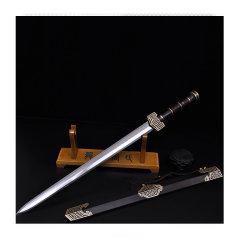 Zhou Shi/周氏 龙泉剑非物质文化遗产 秦始皇剑图片