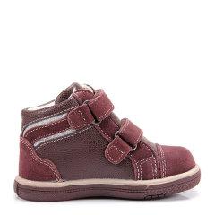 Eurobimbi/欧洲宝贝粘袢反绒磨砂牛皮鞋适合2岁至4岁儿童EB1503P135图片