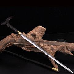 Zhou Shi/周氏 龙泉剑非物质文化遗产 印尼黑檀木手杖剑(三款可选)图片