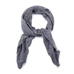 ARMANI COLLEZIONI/阿玛尼卡尔兹围巾-男士灰围巾图片