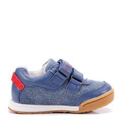 Eurobimbi/欧洲宝贝时尚粘袢软羊皮鞋适合2岁至4岁儿童EB1503P143图片