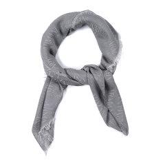 ARMANI COLLEZIONI/阿玛尼卡尔兹围巾-男士灰色格子围巾图片