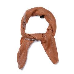 ARMANI COLLEZIONI/阿玛尼卡尔兹围巾-男士桔色围巾图片