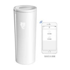 爱拼图(ipinto) waterever w011 智能水杯 APP饮水提醒 温度显示 无线充电 德国红点设计奖 创意礼品图片