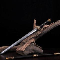 Zhou Shi/周氏 龙泉剑非物质文化遗产 八面越王剑(剑身未开槽)图片