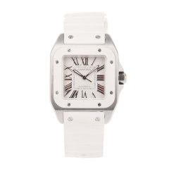 桑托斯/CARTIER(卡地亚) 桑托斯100女士自动机械腕表
