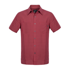 MARMOT/土拨鼠 2016春夏新款户外男士衬衣防晒速干短袖衬衫 62220图片