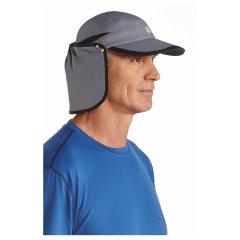 Coolibar 多国防晒机构认证 专利超轻透气男士 遮阳帽 UPF50+图片