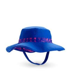 Coolibar 多国防晒机构认证 超轻防氯防海水腐蚀 宝宝出行必备 双面可折叠遮阳帽 UPF50+图片