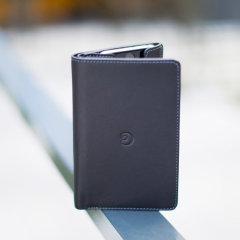 Danny P.  意大利皮手工制造 Phone 6/6s/7 超薄优雅真皮钱夹型手机套图片