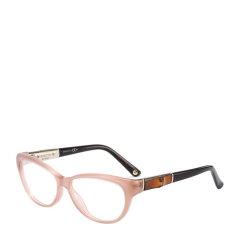 GUCCI/古驰 女款手作竹节设计低调质感眼镜架GG37008YO1453 眼镜X图片