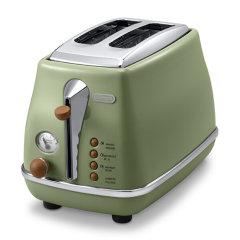 Delonghi/德龙 CTO2003 家用多士炉吐司机烤面包机全自动图片