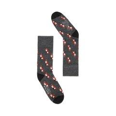 男袜羊毛袜英国进口中筒袜礼品袜子图片
