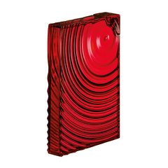 利快Guzzini意大利进口 水波纹方形创意时尚水壶随身壶 旅行杯 运动水壶 冷水壶 限量版  设计 安全环保材质   多色可选 (水温不可高于70度使用))图片