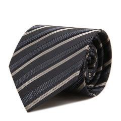 HUGO BOSS/雨果波士领带-男士黑牌领带100桑蚕丝图片