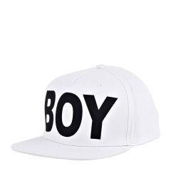 【包税】BOY LONDON/BOY LONDON伦敦男孩  经典男女黑色白色字母棒球帽 防晒帽Hats 1268图片
