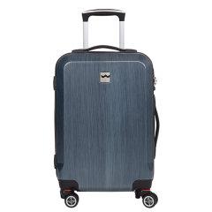 WAAGE/WAAGE 高速公路系列 PC/ABS 中性款式 20寸钻石纹八轮减震 拉杆箱 登机箱 旅行箱 行李箱图片