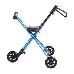 瑞士micro米高驰克推车trike宝宝三轮手推车便携推车童车溜娃神器图片