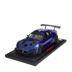 BBR 1:18 玛莎拉蒂MC GranTurismo GT3赛车 手工树脂车模 原厂高仿真静态汽车模 全球限量68台图片