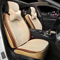 纳图 汽车坐垫 羊毛座垫 冬季保暖座垫 汽车全包座垫图片