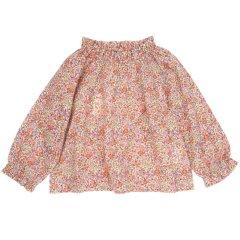 【18春夏】NUcollection女童纯棉动物印花娃娃衫图片