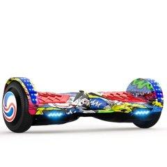 龙吟智能电动双轮平衡车电动扭扭车代步车成人思维漂移车体感儿童  7寸图片