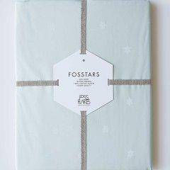 fossflakes大U型枕套,全棉提花图片