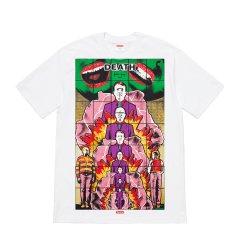 SUPREME 19SS Gilbert George Tee 多重人像艺术家 短袖 T恤图片