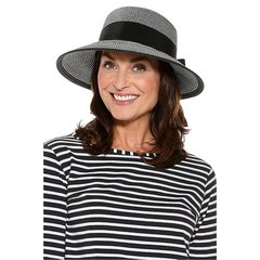 【美国专业防晒】Coolibar Clara 女士遮阳帽 UPS 50+(双色可选)02377图片