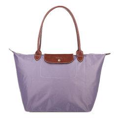 Longchamp/珑骧 女士尼龙折叠包/ 手提包/ 单肩包/购物袋 1899大号图片
