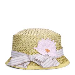 【可用劵】Emporio Armani/安普里奥阿玛尼 女士 帽子 100.00%麦秆 637300-4P007图片